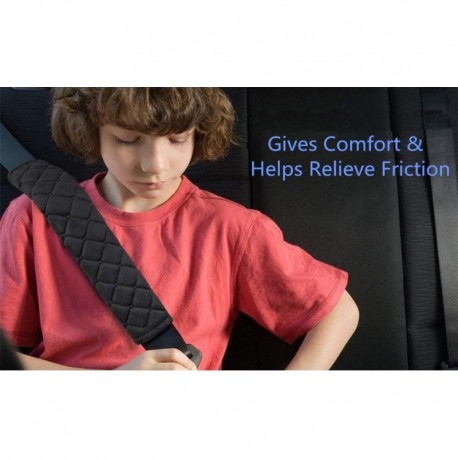 Twin pack of Seat Belt Covers